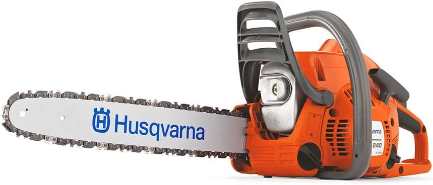 3. Husqvarna 240 Chainsaw