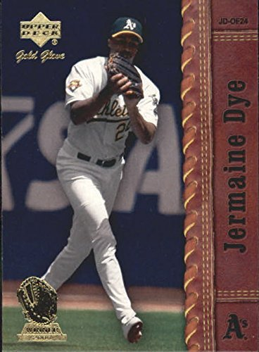 Glove Dye (2001 Upper Deck Gold Glove #5 Jermaine Dye)