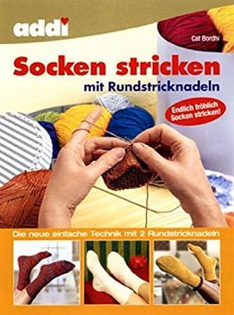 addi Rundstricknadel Socken 25 cm 2,0 mm