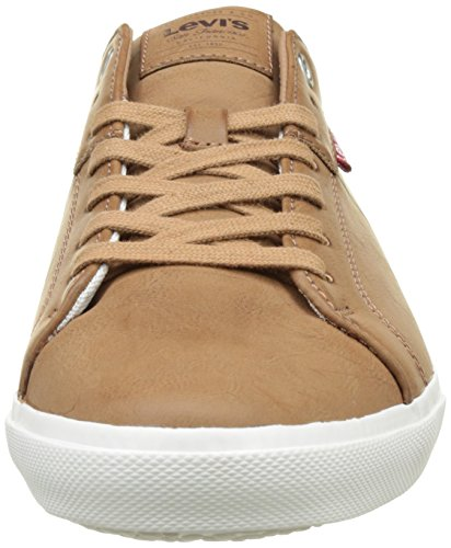 Woods Baskets Homme Levi's Marron Basses PgaBqxnF