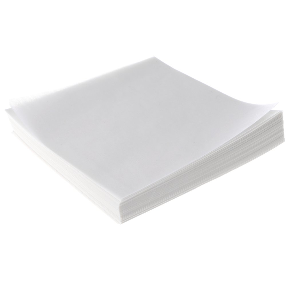 MagiDeal 150x150mm 500pcs Weighing Paper (Acid Paper)