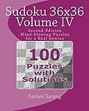 Sudoku 36x36, Sanket Sarang, 1466209496