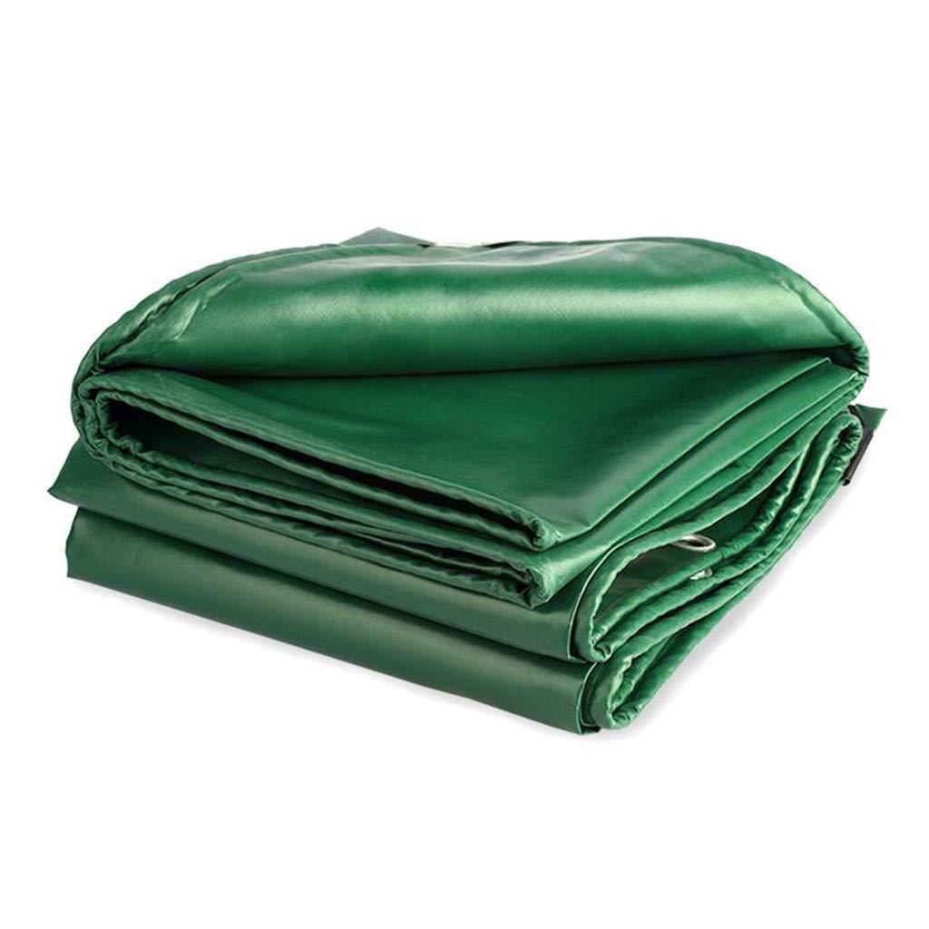 Ispessita Cover Truck Tarpaulin Impermeabile Sunscreen Canvas Shelter Tenda da sole Tessuto antipioggia Tela cerata Oxford Lostgaming (dimensioni   3  6m)
