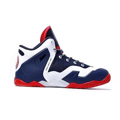 JDShoes - Zapatillas de Baloncesto para Hombre, Color Azul, Talla ...