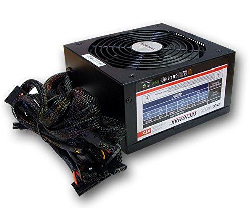 Tecnimax TMXFA40080B - Fuente de alimentació n, Color Negro High Tech Co. Ltd.