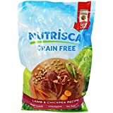 Dogswell Nutrisca - Dry Dog Food Lamb and Chickpea Recipe - 4 lbs.