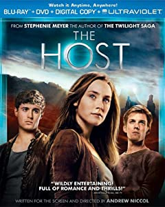Cover Image for 'Host, The  (Blu-ray + DVD + Digital Copy + UltraViolet)'