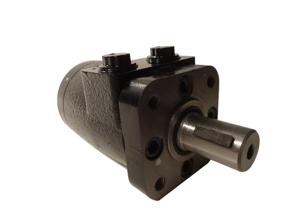 Hydraulic Motor, 5.9 cu in/rev, 4 Bolt