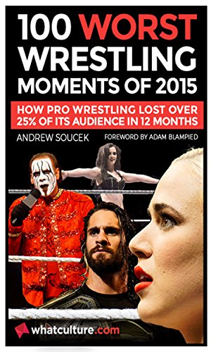 100 Worst Wrestling Moments Of 2015: How Pro Wrestling Lost 25% Of Its Audience In 12 Months