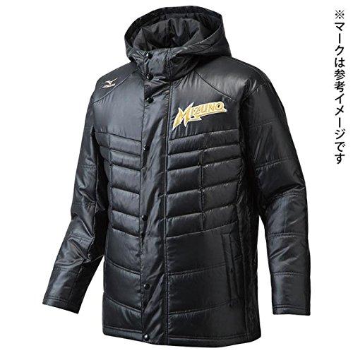 MIZUNO(ミズノ)グローバルエリート テックフィルハーフコート 12JE6G12 09ブラック M B075K619QD