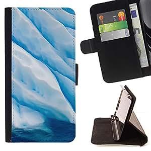 For Sony Xperia Z5 (5.2 Inch) / Xperia Z5 Dual (Not for Z5 Premium 5.5 Inch) Case , Planta Naturaleza Forrest Flor 90- la tarjeta de Crédito Slots PU Funda de cuero Monedero caso cubierta de piel