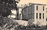 Boonton New Jersey State Firemens Home Antique Postcard J57773