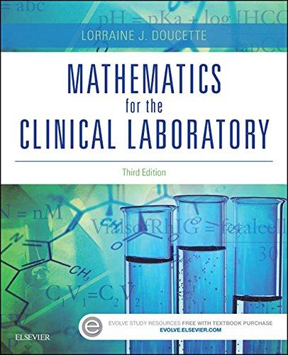 Mathematics for the Clinical Laboratory Pdf