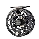 Piscifun Sword Fly Fishing Reel with CNC-machined Aluminum Alloy Body 3/4, 5/6, 7/8, 9/10 Weights(Black, Gold, Gunmetal)