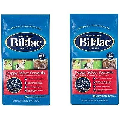 (2 Pack) Bil-Jac Puppy Select Formula, 6-Pound