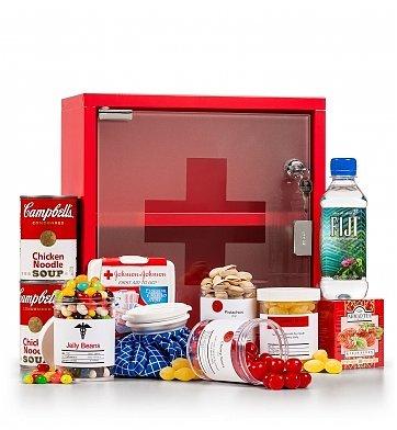 Get Well Medicine Cabinet (Food Hamper Delivery)