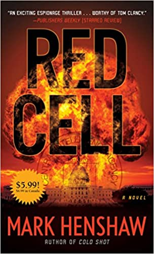 Red Cell: A Novel (a Jonathan Burke/Kyra Stryker Thriller)