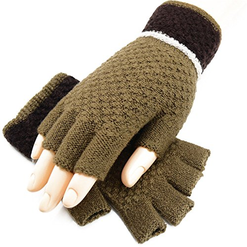 special-beauty-perfect-womens-woolen-half-finger-gloves-male-winter-warm-thicken-new-fashion-adult-k