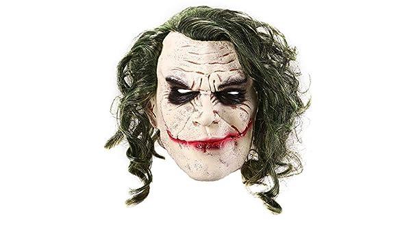 Idollcg Máscara de Joker Película Batman el Caballero Oscuro ...