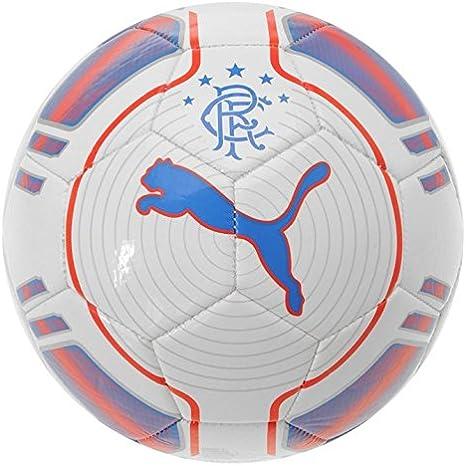 Puma recibiéndoles Evo6 F B Glasgow Rangers Fan Evo 6 pelota de ...