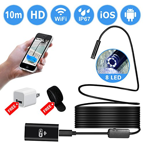 Endoscope Borescope Inspection Megapixels Smartphone product image