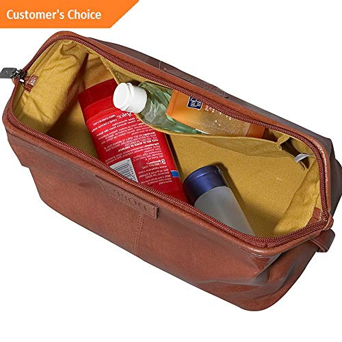Amazon.com | Sandover Dopp Veneto Traditional Framed Travel Kit 3 Colors Toiletry Kit NEW | Model LGGG - 6636 | | Luggage & Travel Gear