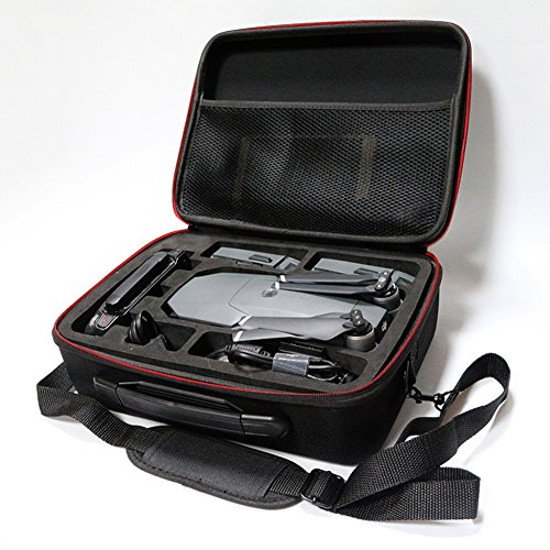 Beaspire EVA Hard Shoulder Handheld Carry Case Suitcase Storage Bag for DJI Mavic Pro Drone (FS-DY10531)