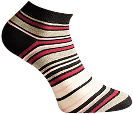 8 pares de zapatillas de mujer Calcetines Algodón Calcetines ...