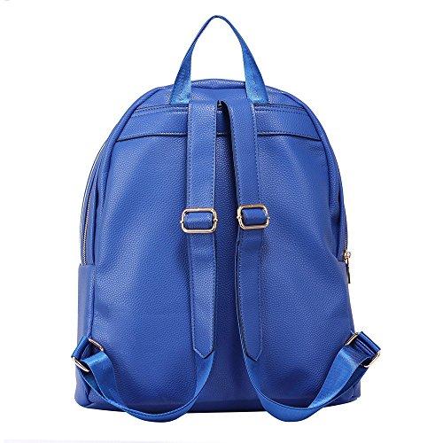 ANNA GRACE - Bolso de Mochila Mujer Design 1 - Blue