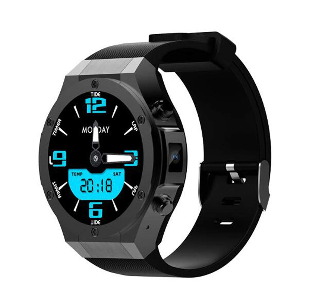 QJXF Smart Watch Android 5,1 3G Smartwatch 1GB 16GB ...