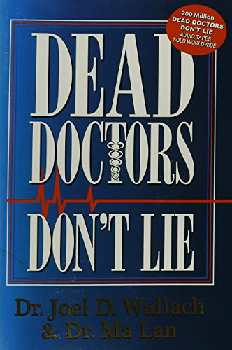 Pdf Health Dead Doctors Don't Lie
