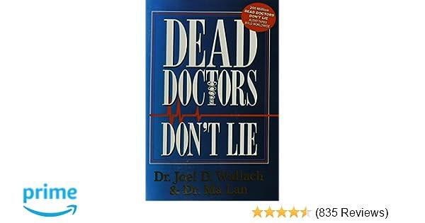 Dead doctors dont lie 9780974858104 medicine health science dead doctors dont lie 9780974858104 medicine health science books amazon fandeluxe Image collections