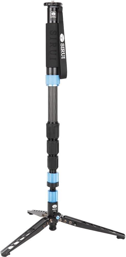 Sirui P 324s Einbeinstativ Mit Standspinne 10x Carbon Kamera