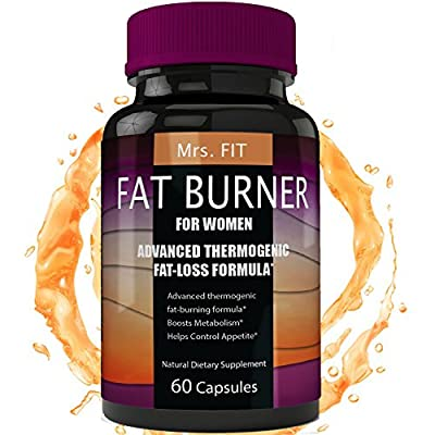 Diet Pills That Work Fast For Women   Thermogenic Belly Fat Burner with Advanced Thermogenic Fat Loss Formula with RASPBERRY KETONES, CAFFEIN, GREEN TEA EXTRACT, Fat Loss Supplement