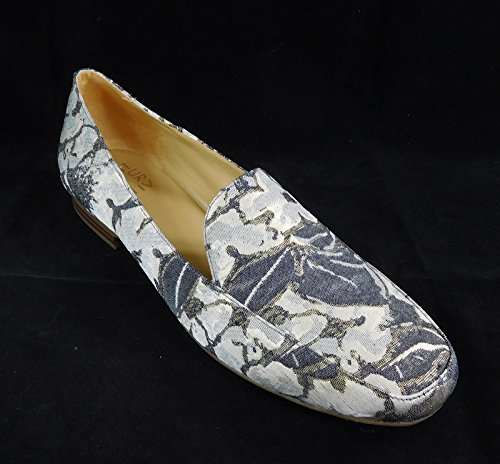 Naturalizer Kate Loafers Taupe Brocade 10W (Taupe Brocade)