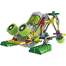 Alien Toys for Kids / Robotic Building Set / Battery Powered Robotic Kits / 3d Puzzles for Kids , 122 Parts (Frog)