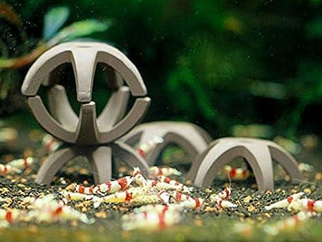 Acuario Decoración Mini Redware Camarón cámara vivienda para los camarones peces pequeños: Amazon.es: Productos para mascotas
