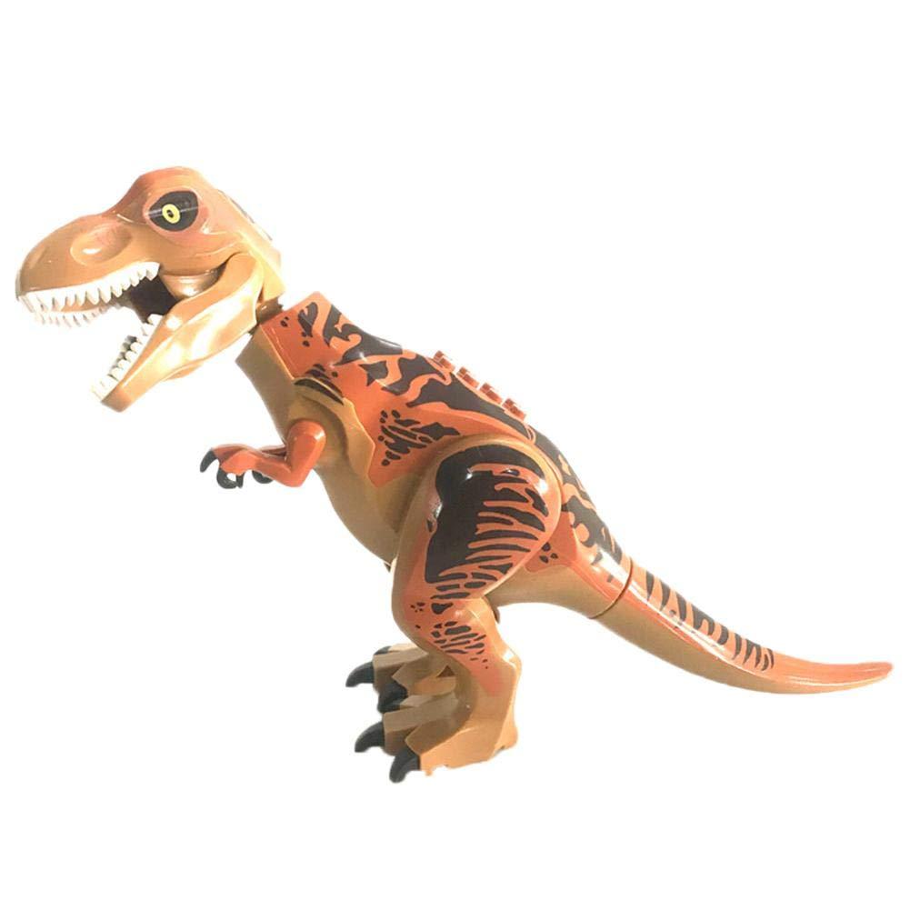 Hot Large Indominus Rex Dinosaur toy Jurassic World Dinosaur Figure Blocks Static Dinosaur Figures Decoration Raptor Toys Set CE Centishop High Simulation Dinosaur