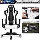 Homall Executive Swivel Leather Gaming