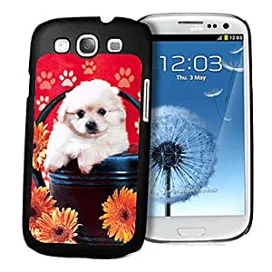 Dog Pattern 3D Effect Case for Samsung 9300
