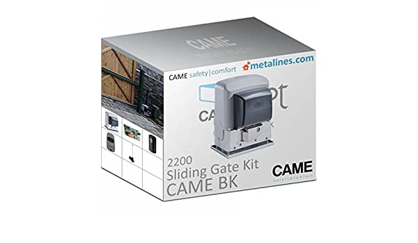 CAME BK-2200 KIT: Amazon.es: Industria, empresas y ciencia