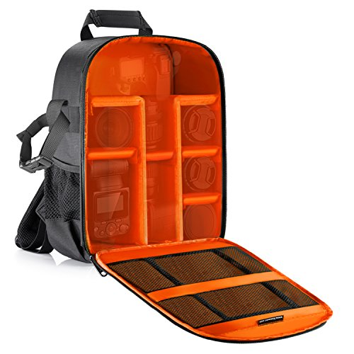 Neewer Camera Case Waterproof Shockproof 11.8x5.5x14.6 inche