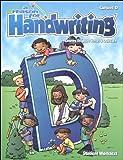A Reason for Handwriting: Cursive D: Student Workbook
