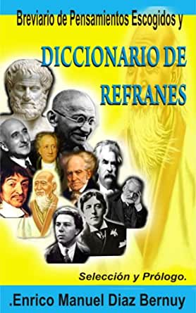 """""""Diccionario de Refranes"""" eBook: Enrico Manuel Diaz Bernuy"""