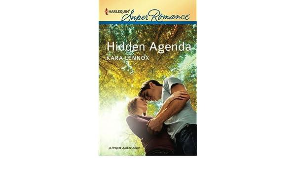 Hidden Agenda (Project Justice Book 6) (English Edition ...
