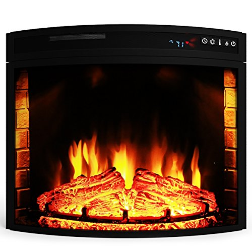 26 electric fireplace - 6