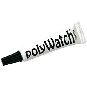 polyWatch Watch Face Scratch Remover and Repair Polish