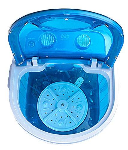DMR 3 kg Inverter Portable Semi Automatic Top-Loading Mini Washing Machine with Dryer Basket (DMR 30-1208 Bl (W2Yr), Blue) 51yfKXQBe3L India 2021