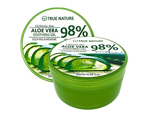 KPI Healthcare True Nature Soothing and Moisture Aloe Vera 98% - Aloe Moisture