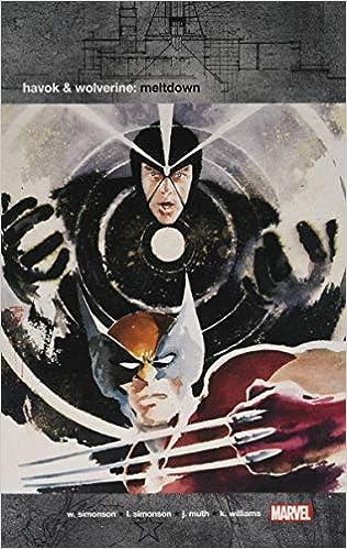 Amazon Com Havok Wolverine Meltdown 9781302918958 Marvel Comics Books